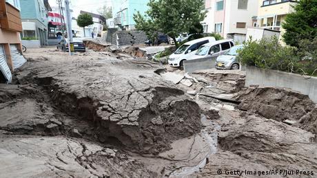 Число жертв землетрусу в Японії зросло до 42
