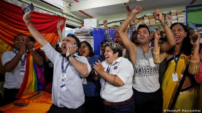 Индийский гомосексуалисты