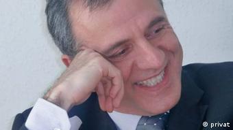 Iran - ehemaliger politischer Gefangener Mesdaghi (privat)