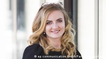 Jana Hohlfinger Mitarbeiterin von der Agentur ep communication GmbH
