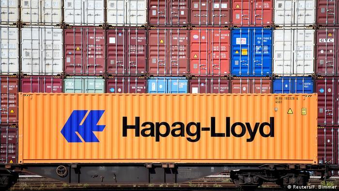 BdT - Deutschland, Hamburg: Aufnahme vom Hamburger Hafen