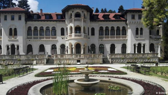 Дворецът Врана край София