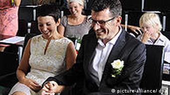 Свадьба Ральфа и Бенте фон дер Хайде