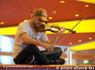 大卫·葛瑞特2009年4月在西班牙马略卡岛演出