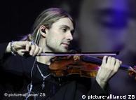 图为2009年2月在柏林演出时的大卫·葛瑞特