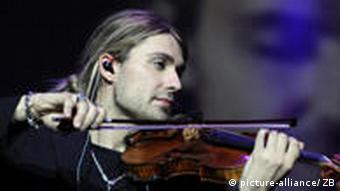 Pop violinist David Garrett