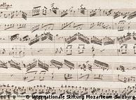 Primeira página do 'Movimento de concerto'