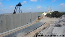 Israel baut Mauer zum Libanon