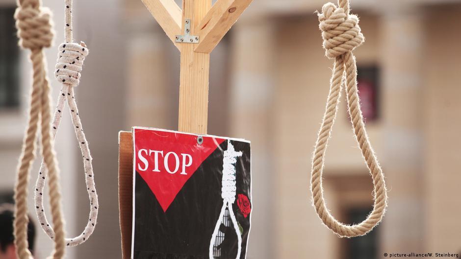 اعدام در ایران، گردش چرخه خشونت و تکرار جرم | ایران | DW | 10.10.2018