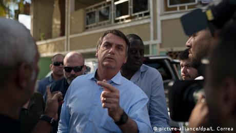 У Бразилії нападник поранив кандидата в президенти під час виступу
