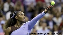 US Open Tennis - Halbfinale | Serena Williams