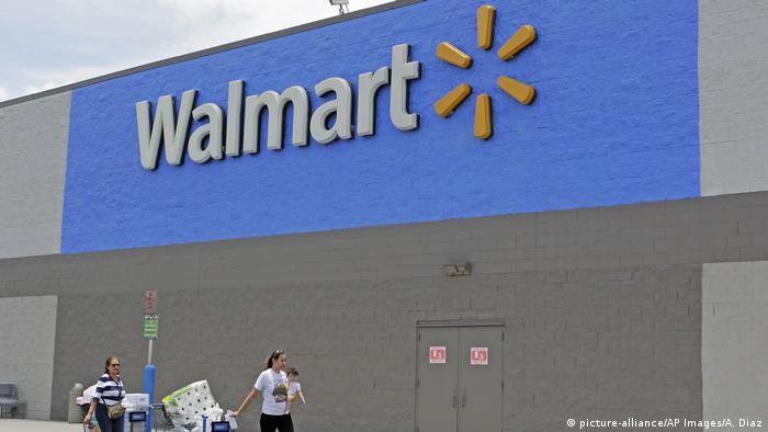 USA Walmart Supermarkt (picture-alliance/AP Images/A. Diaz)