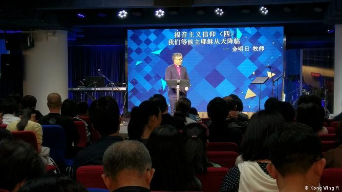 Jin Ming-ren, Pastor Peking Zion Kirche (Kong Wing Yi)
