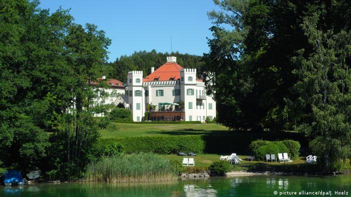 Schloss Possenhofen (picture alliance/dpa/J. Hoelz)