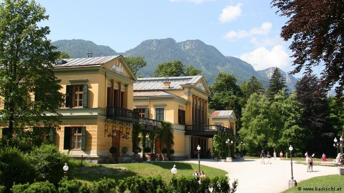 Österreich Kaiservilla in Bad Ischl (www.badischl.at)