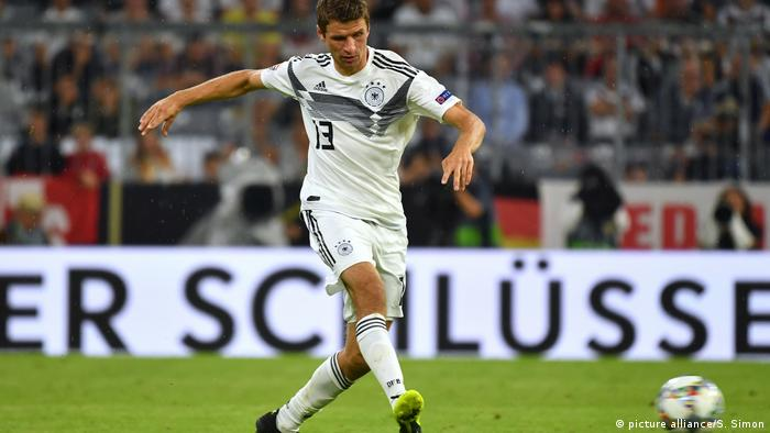 ddb7e66a2 Thomas Müller  ′Our heart is still beating′