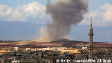 Syrien Angriffe Provinz Idlib