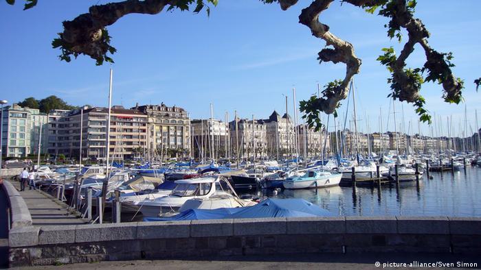 Багато років Ігор Коломойський мешкав на березі Женевського озера і мав офіс у Женеві