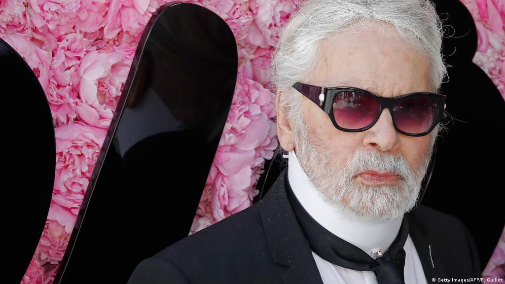 German Fashion Designer Karl Lagerfeld Dies Age 85 News Dw 19 02 2019