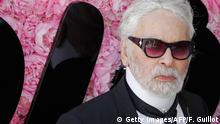 Karl Lagerfeld in June 2018 (Getty Images/AFP/F. Guillot)