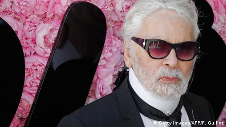 Karl Lagerfeld (Getty Images/AFP/F. Guillot)