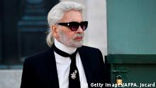 Karl Lagerfeld (Getty Images/AFPA. Jocard)
