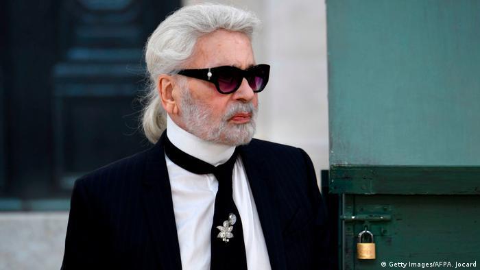 Paris Karl Lagerfeld (Getty Images/AFPA. Jocard)