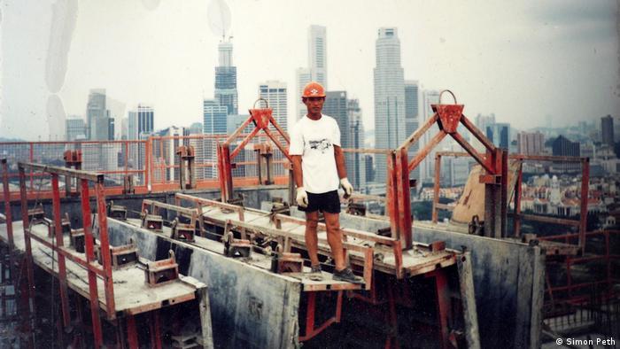 Thailand Migranten Arbeiter Singapur (Simon Peth)