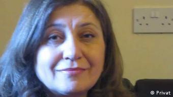 Iran - Menschenrechte: Mersedeh Ghaedi