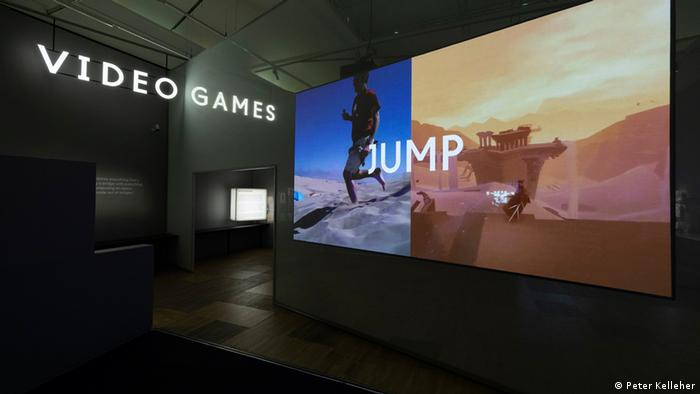 Videogames: Design/Play/Disrupt Exhibition, 3rd September 2018 (Peter Kelleher)