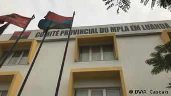 Angola Luanda - Ex-Präsident José Eduardo dos Santos / nicht mehr bei der Partei MPLA