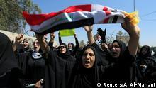 Irak Basra - Proteste