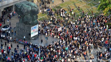Керівник німецької спецслужби надав уряду звіт щодо подій у Хемніці