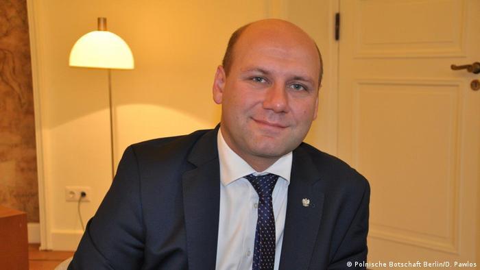 Sekretarz Stanu w MSZ Szymon Szynkowski vel Sęk
