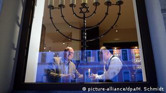 Chemnitz jüdisches Restaurant Schalom