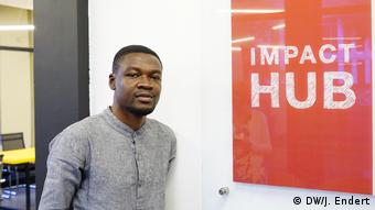 Will Senyo, Co-Founder & CEO Impact Hub Accra Ghana