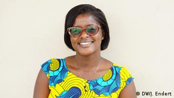 Vivian Affoah, Senior Programme Officer for Freedom of Expression Media Foundation for West Africa (MFWA) in Accra, Ghana