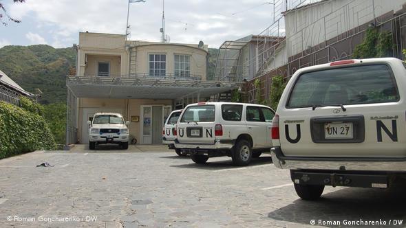 Наблюдатели ООН покинули территорию Абхазии