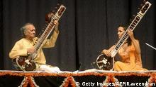 Ravi Shankar und Anoushka Shankar