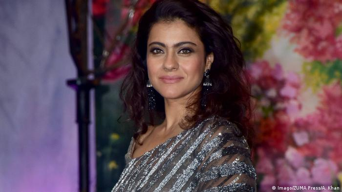Indien Schauspielerin Kajol (Imago/ZUMA Press/A. Khan)