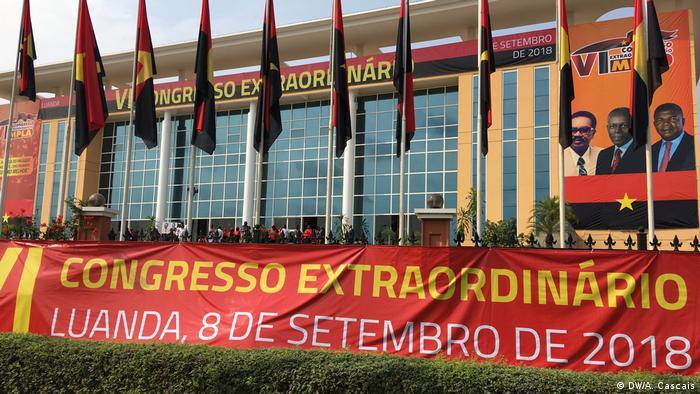 Luanda Angola Party Congress