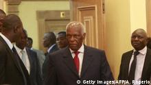 Angola Ex-Präsident Jose Eduardo dos Santos