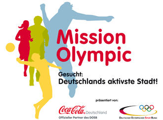 Logo: Mission Olympic