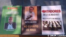 Angola Bücher von Jose Fragoso angolanischer Schriftsteller