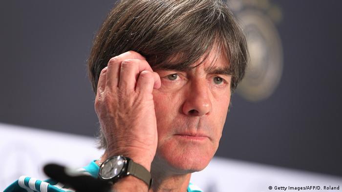 Fußball Joachim Löw Trainer Nationalmannschaft PK