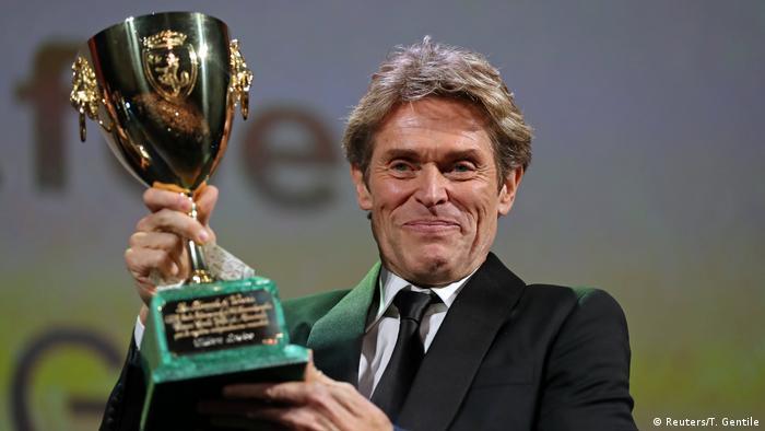 75. Filmfestspiele in Venedig Verleihung Goldener Löwe Willem Dafoe (Reuters/T. Gentile)