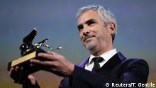 75. Filmfestspiele in Venedig Verleihung Goldener Löwe Alfonso Cuaron