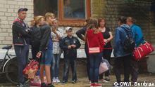 Ukraine Unfall in Chemiefabrik Krymsky Titan