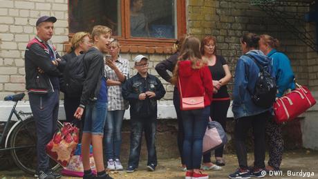 Отруєння на межі з Кримом: запитання без відповідей