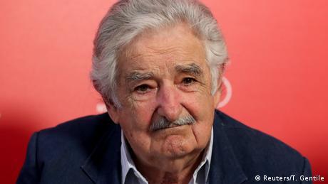 75. Filmfestspiele in Venedig Jose Mujica ehemaliger Präsident Uruguay
